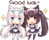 Good luck~
